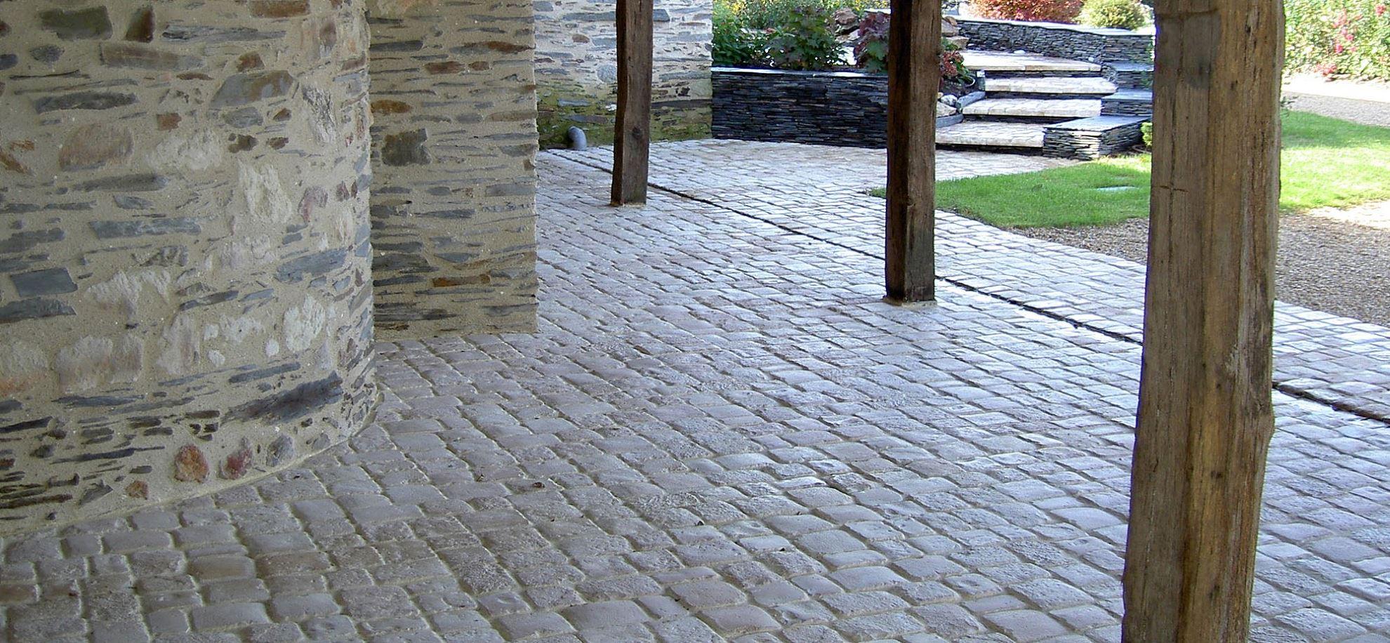 Revestimento base de resinas de poliuretano pavipul - Pavimentos para terrazas exteriores ...